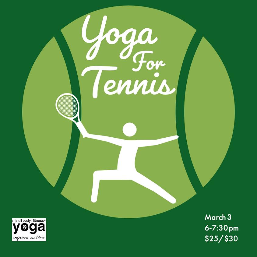Yoga for Tennis