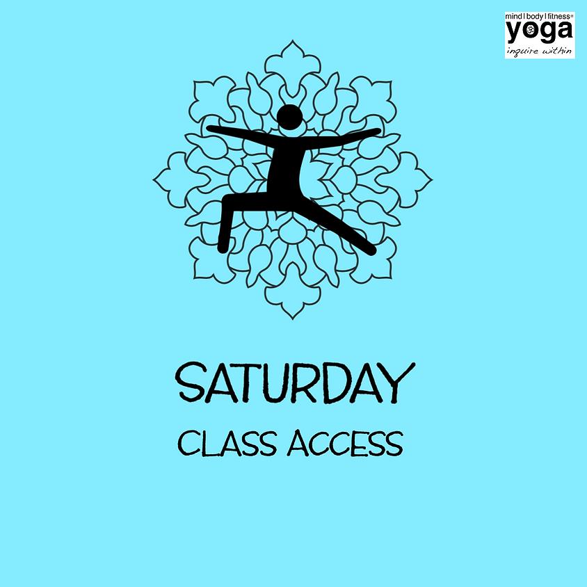 Class Access -  Saturday, March 28, 2020