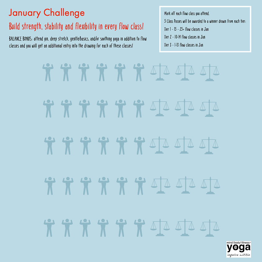 The January Challenge