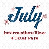 July Intermediate flow 4 class pass.png