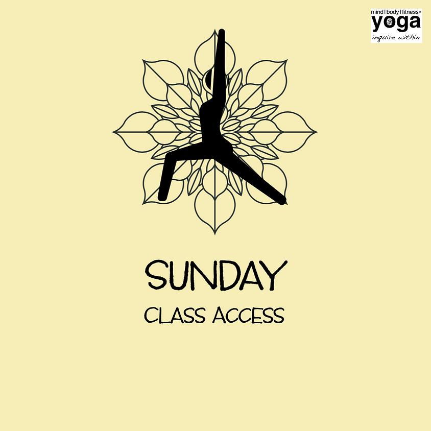 Class Access -  Sunday, May 10, 2020