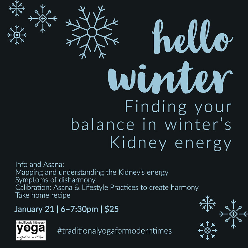 Winter Energy Workshop