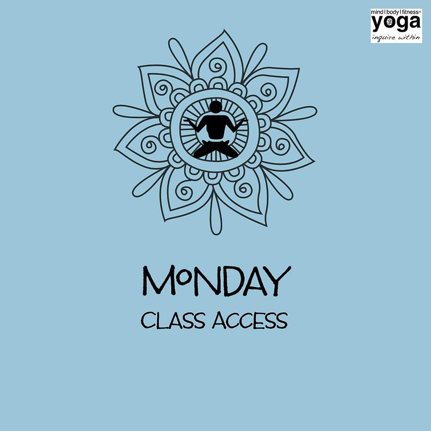 Class Access -  Monday, July 13, 2020