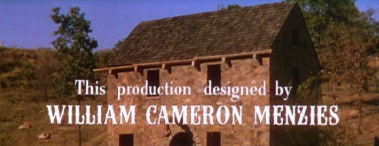 The Title of Production Designer