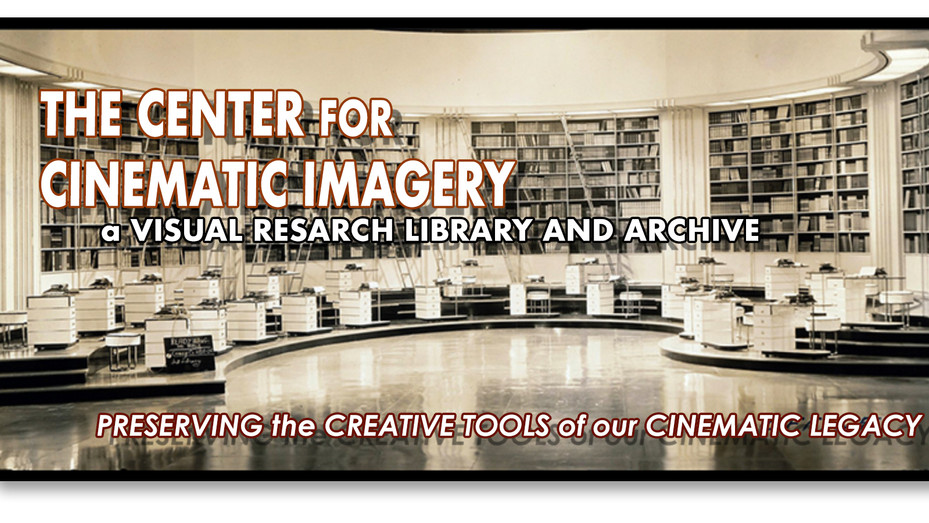 Saving our Research Heritage – The Michelson Library: A Center for Cinematic Imagery  – Hollywood, C