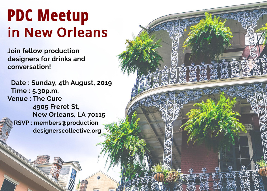 PDC Meetup in New Orleans