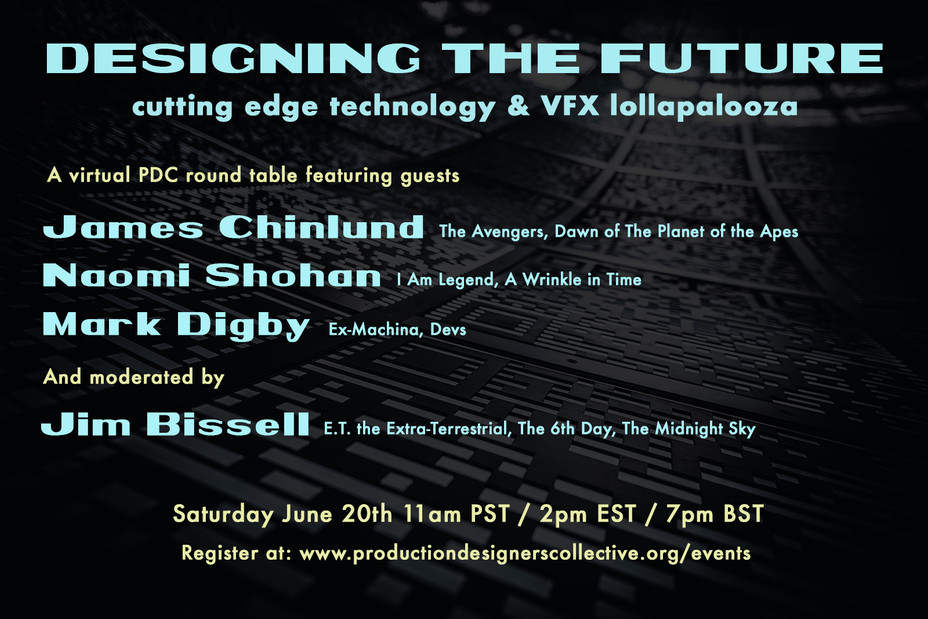 Designing The Future - a virtual PDC Round Table