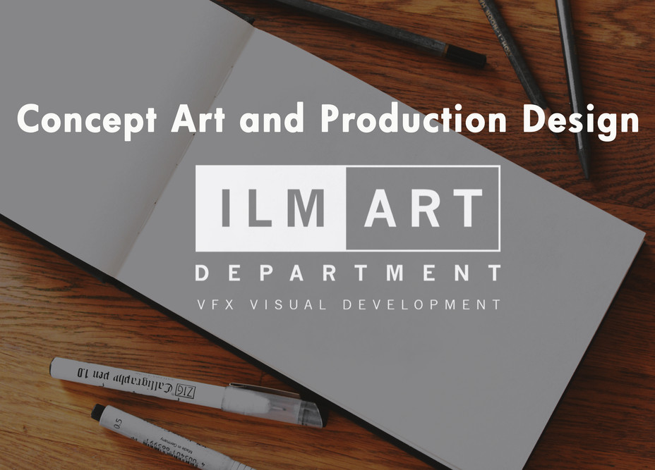 Concept Art and Production Design - with the ILM art Department