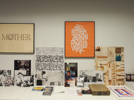 Inspiration Explorer - The Herb Lubalin Study Center of Design and Typography  - New York, New York