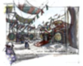 14.AHS4sketchFreakShowTentEntColor2vb.jp