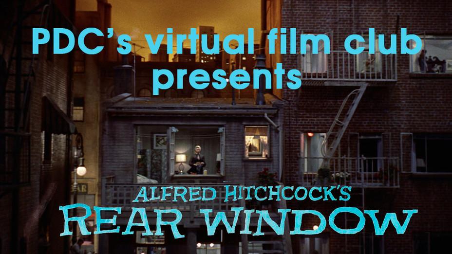 Virtual PDC Film Club!