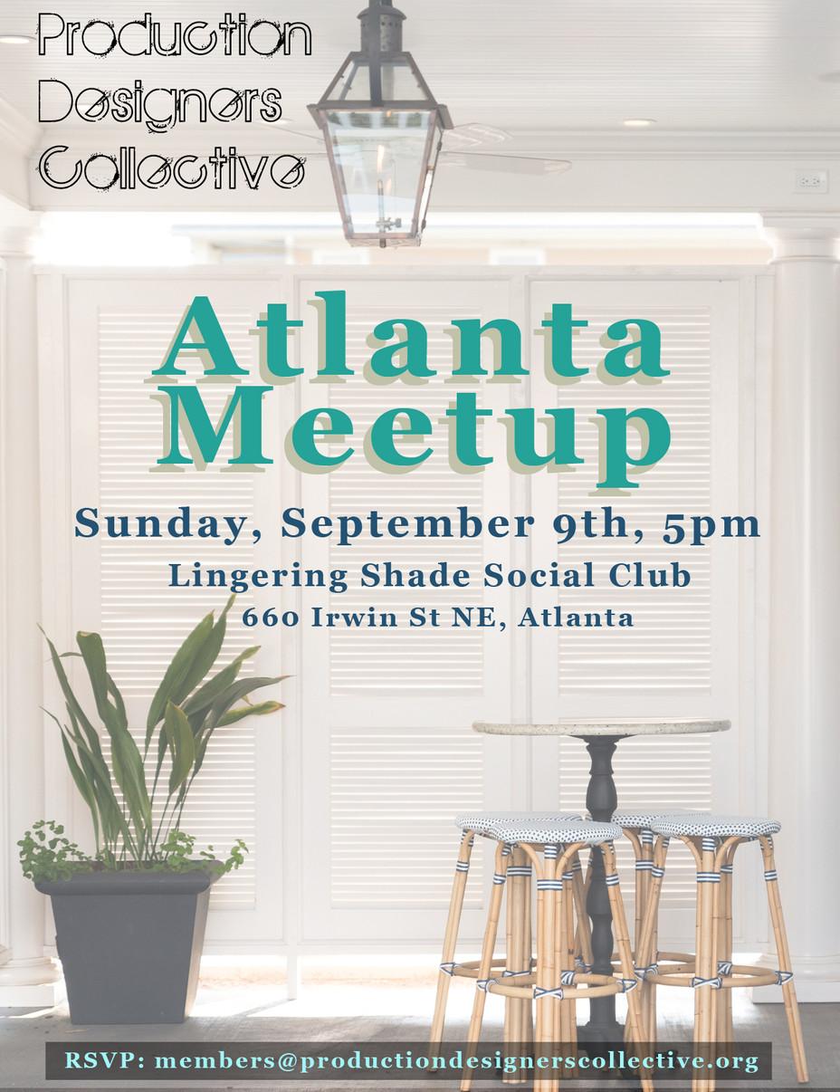Atlanta Meetup - September 2018