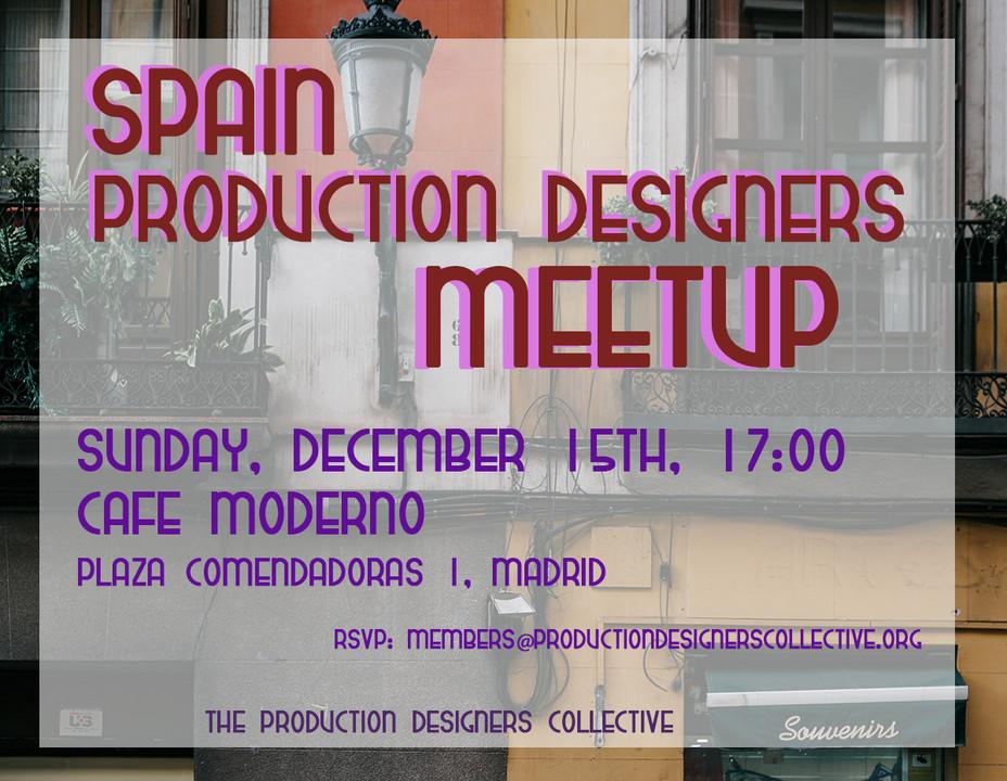 PDC Meetup in Madrid, Spain