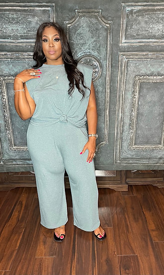 Solid 2 Piece (Teal)