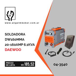 SOLDADORA DAEWOO