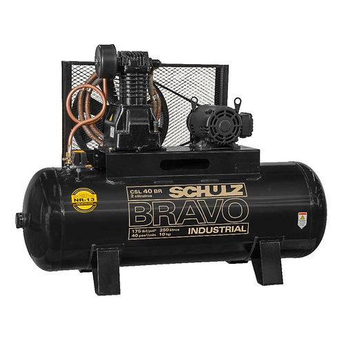 Compresor Schulz CSL 40 BRAVO 10HP ALTA