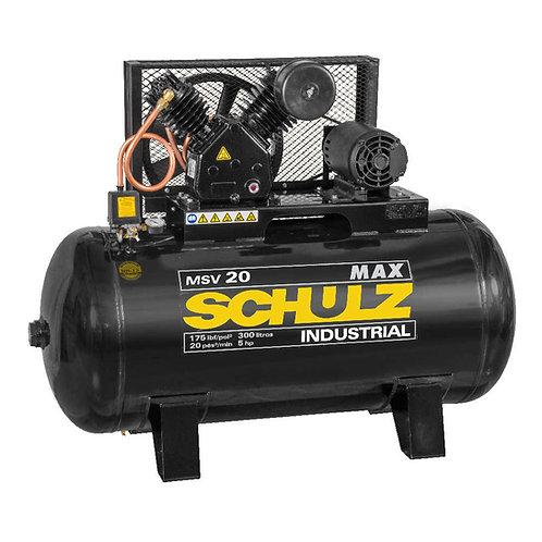 Compresor Schulz 7HP ALTA MSV30MAX 350 LTS