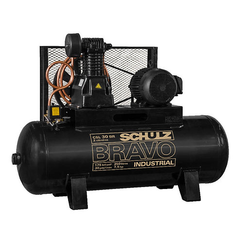 Compresor Schulz CSL 30 Bravo 250LTS