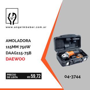 AMOLADORA 115