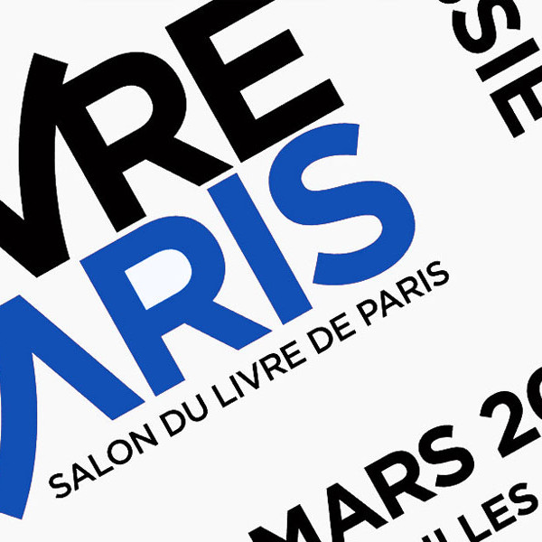 Salon du livre de Paris 2020 (stand BOD P33)