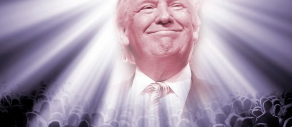 Friends, That's Not Jesus You're Worshipping. That's Donald Trump.