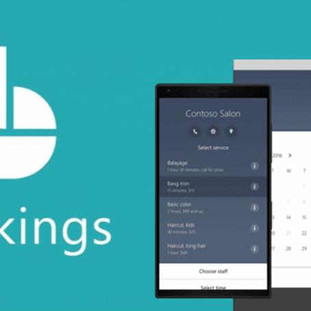 Gi kundene mer frihet med Microsoft Bookings!