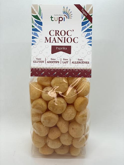 Croc'Manioc PAPRIKA - 100g