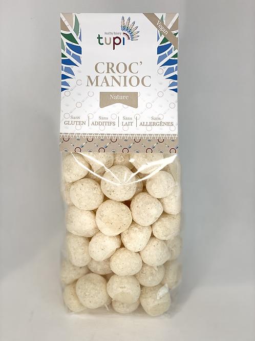 Croc'Manioc NATURE - 100g