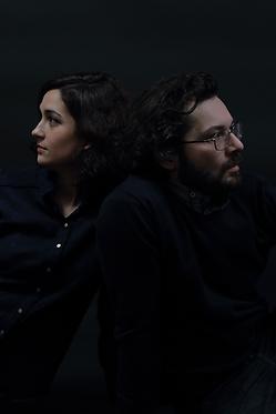 Portrait Caroline Ziegler et Pierre Brichet par Baptiste Heller