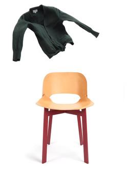 Fine Lame chair