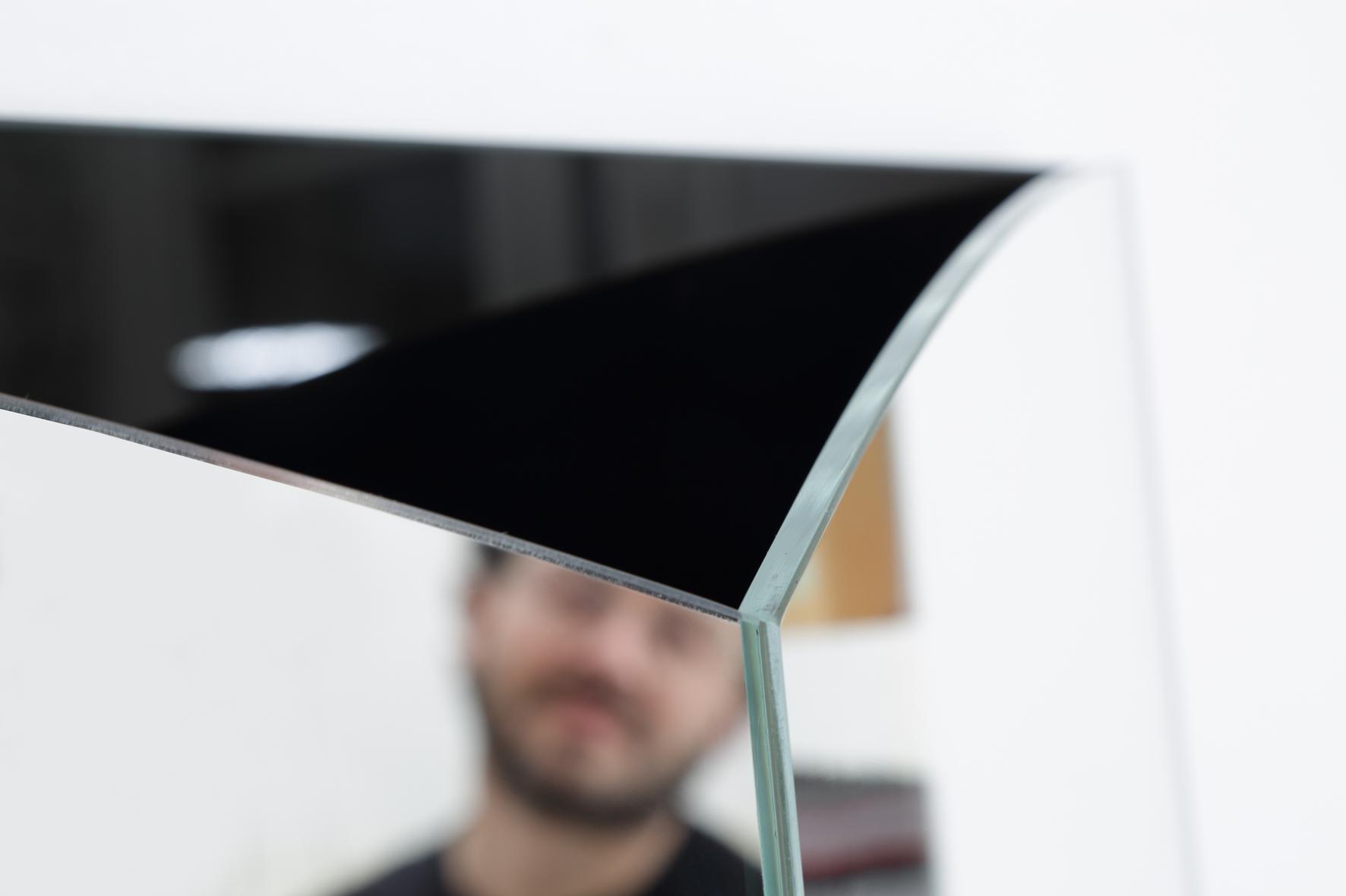 Glace Pliée mirror