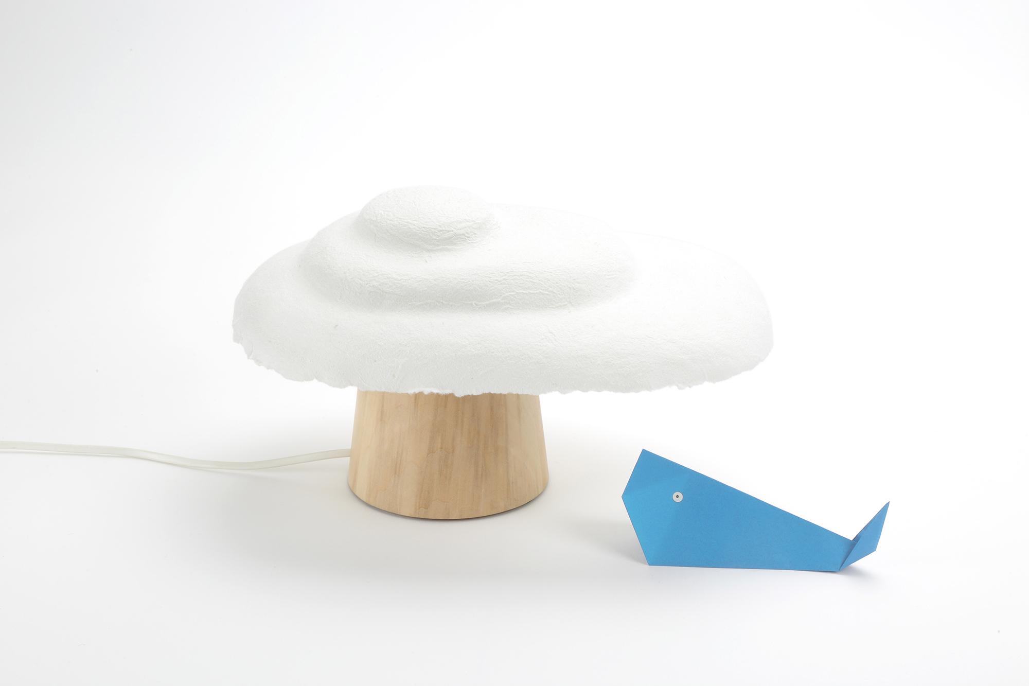 Lampe Léger Nuage