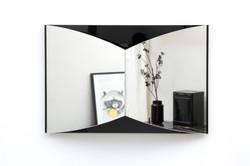 Miroir Glace Pliée