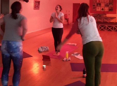 Lessons from  training for 108 Sunsalutations ( Part 1)