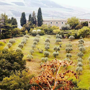 The retreat centre is situated in the area of the Madonie