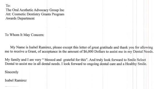 Grant Recipients | Cosmetic Dentistry Grants