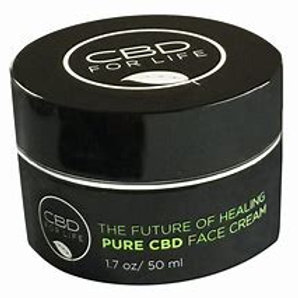 CBD For Life Moisturizing Face Cream