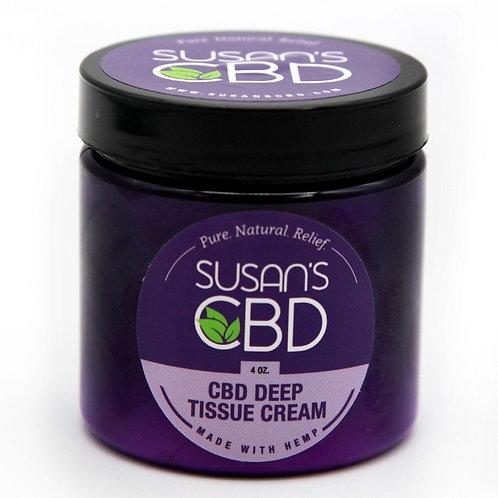 Susan's CBD Deep Tissue Cream