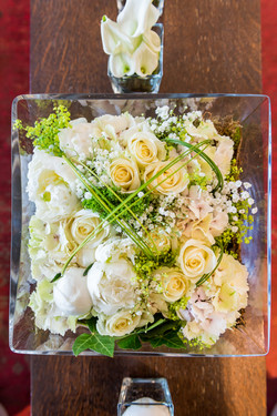Mariage - Fleuriste Lasne - Volubilis
