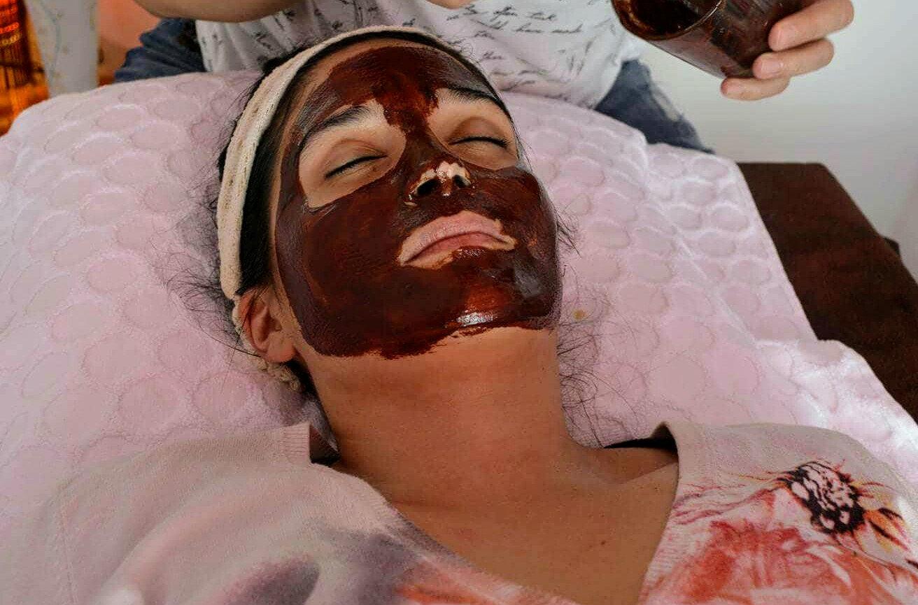 Masque douceur Chocolat