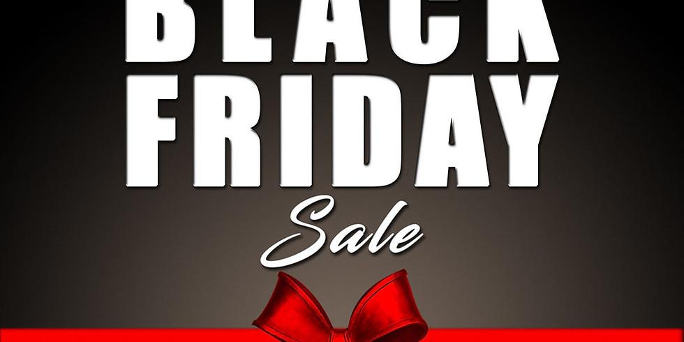 Promotion Black Friday