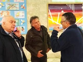 יאיר קלינגר ואילן גלבוע