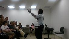 כיתות אומן עם ז'ואה אמיר