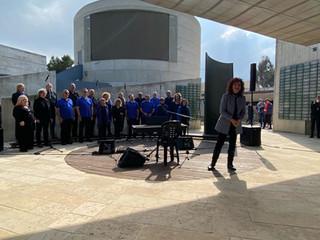 מקהלת האנסמבל של ג׳יני רבין