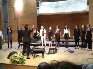 מקום 1 - המקהלה של מריה טלנוב