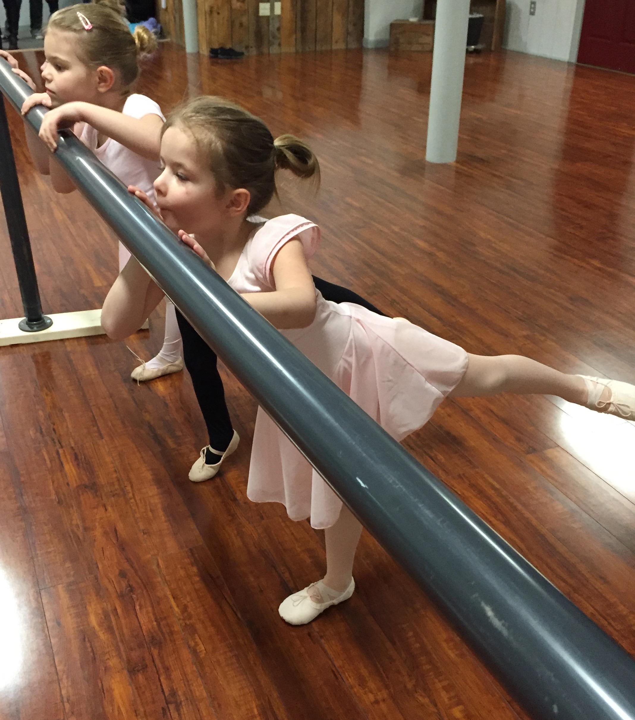 Pre-Dance