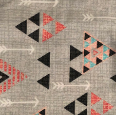 Tiangles and Arrows on Grey