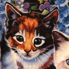Cats - Color Painting