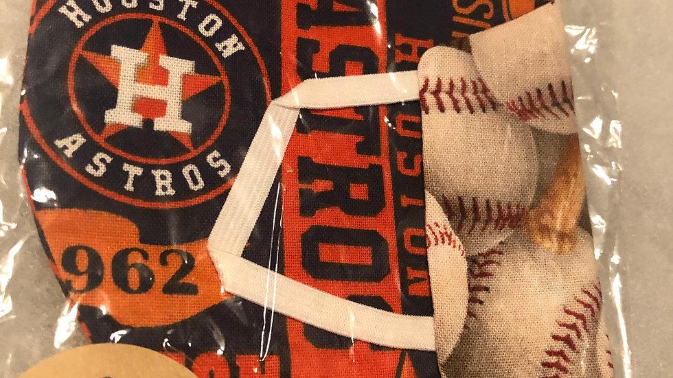 Houston Astros/Baseballs and Bats