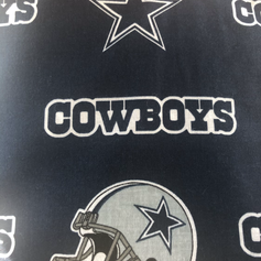 Dallas Cowboys Large Helmet and Star